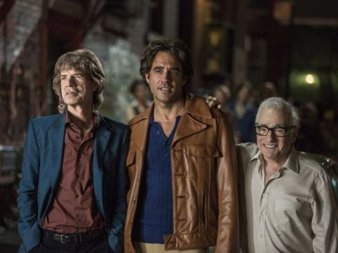 Jagger, Bobby Cannavale, Scorsese