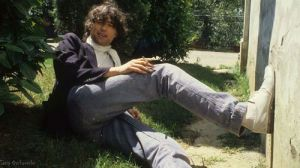 Jimmy Page Pistoia 1984 - photo Luciano Viti