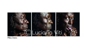 Miles Davis - photo Luciano Viti