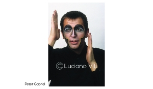 Peter Gabriel - photo Luciano Viti