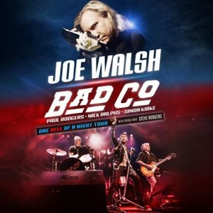 Bad Company e Joe Walsh