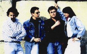 Cattiva Compagnia 1991 - Gigi, Mixi, Tommy,Tim - the classic line up
