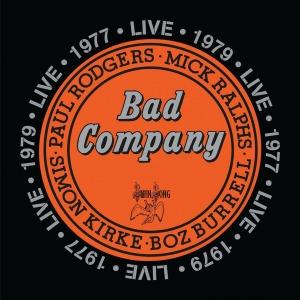 Bad Companu live 1977/79original