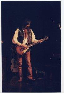 TIM (live 1995) - Gibson LP Standard Tobacco Burst 1981