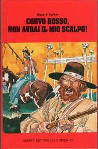 Thorpe & Bunker Crow killer book