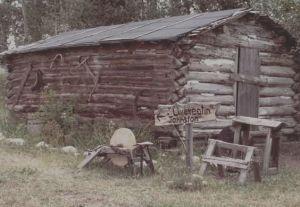 Liver-eating Johnston cabin