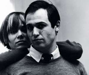 Anita Pallenberg & Mario Schifano