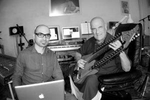 Paolo Tarsi e Paolo Tofani