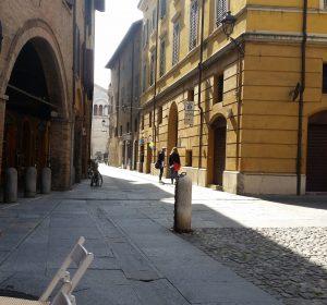 Mutina piazzetta Sant'Eufemia - photo TT