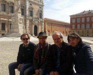 Liso, Jaypee, Picca, Tim