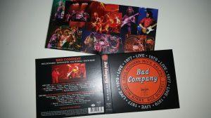 Bad Company Live 1977 & 1979