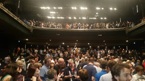 YES Milano Teatro Nazionale 28-5-2016 - photo TT