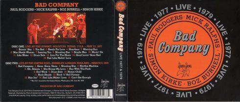 Bad Company live 1977 - 1979 010