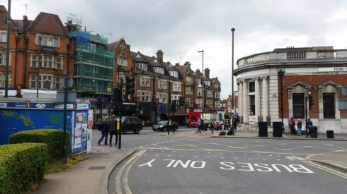 Golders Green - Photo TT