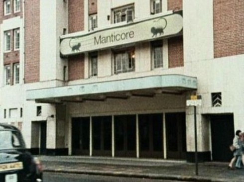 ELP Manticore Studios in the 70s
