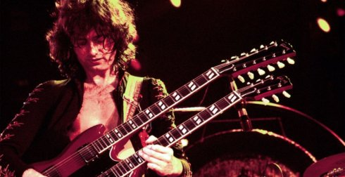 Jimmy Page STH 1973
