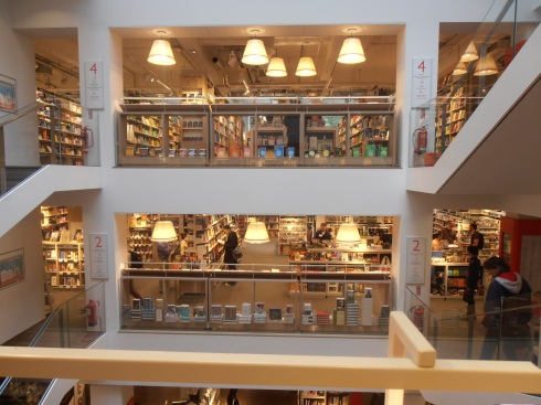 Foyles - Londra - Photo Saura