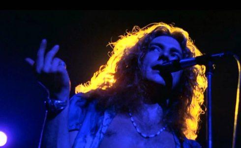 Robert Plant STH 1973