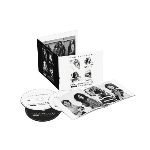 LZ Complete BBC Sessions.- 3 cd set