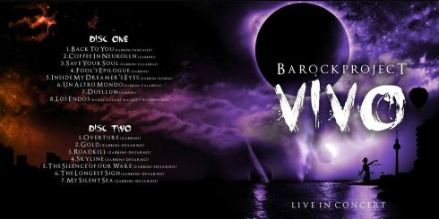 BAROCK PROJECT vivo