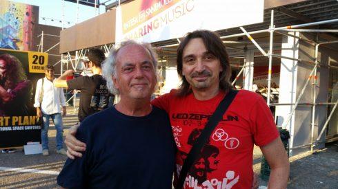 Massimo Bonelli e Tim - RP MIlano 20-7-2016