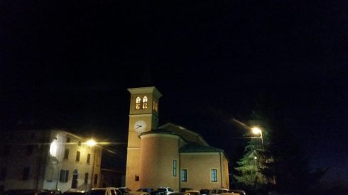 La Chiesetta di Mandrio (Correggio - RE) - foto TT