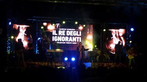 Il Re Degli Ignoranti - Olmo Di Gattatico (RE) 22/8/2016 - photo Saura T