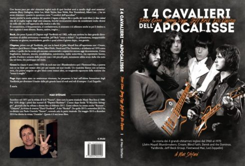 Max Stefani libro i 4 cavalieri