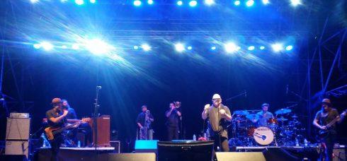 Eric Burdon, Reggio Emilia 31-8-2016 - foto TT