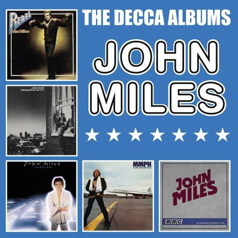 John Miles The Decca Album Box Set