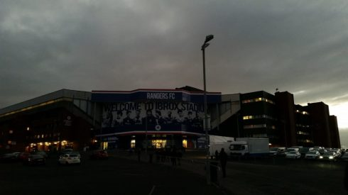 Ibrox- Photo TT