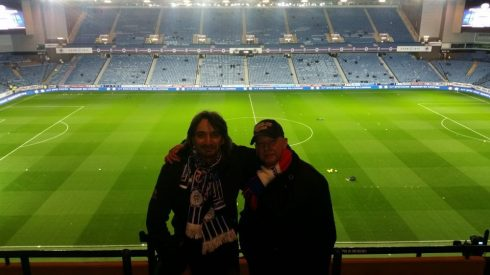 Tim & Billy Ibrox 26 oct 2016 - photo Saura