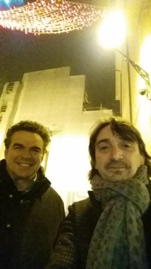Biccio e Tim alias Joe & Slim - Locus Nonatulae15/12/2016 - autoscatto