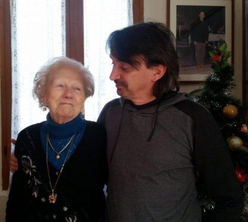 Vittorina e Tim dic 2016 - foto Saura T.
