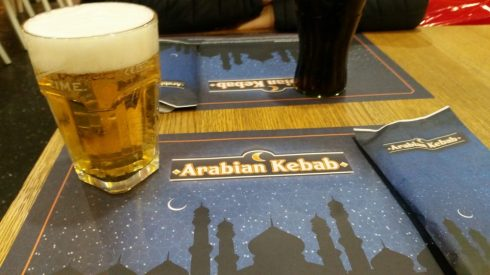 Arabian dinner - foto TT