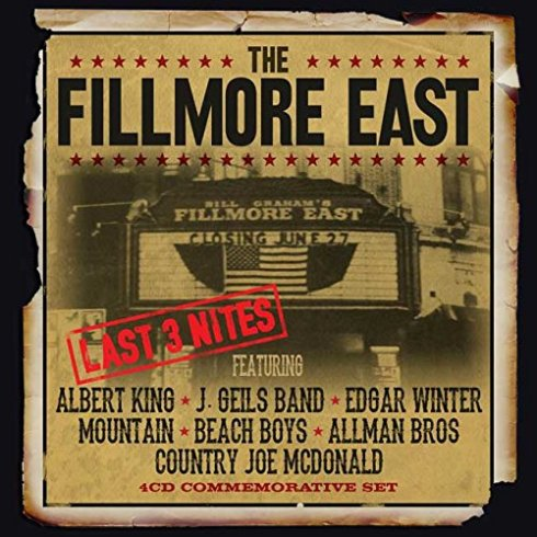 the fillmore west last 3 nites