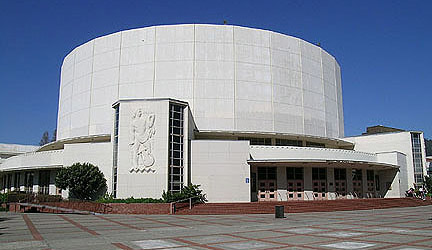 The Berkeley Community Theatre
