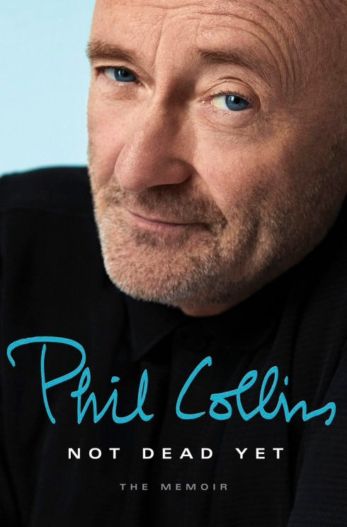 Phil Collins book not dead yet