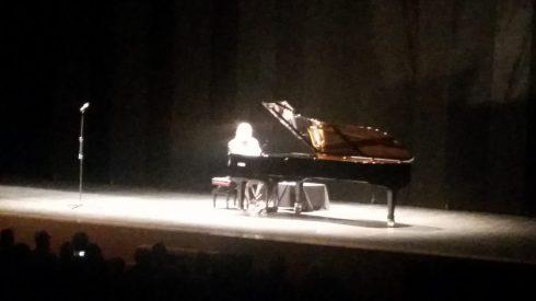 Rick Wakeman Udine, Teatro Nuovo, 09/02/2017 - foto TT