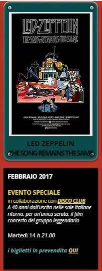Cinema Cappuccini Genova - 14 feb 2017