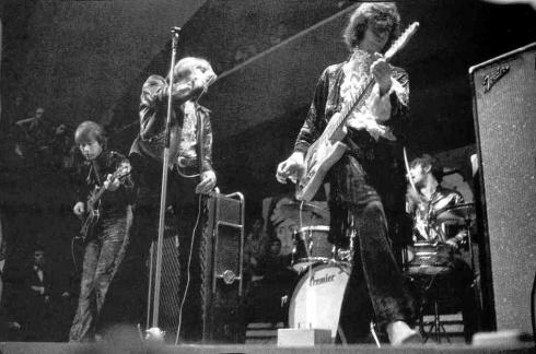 Yardbirds 1968