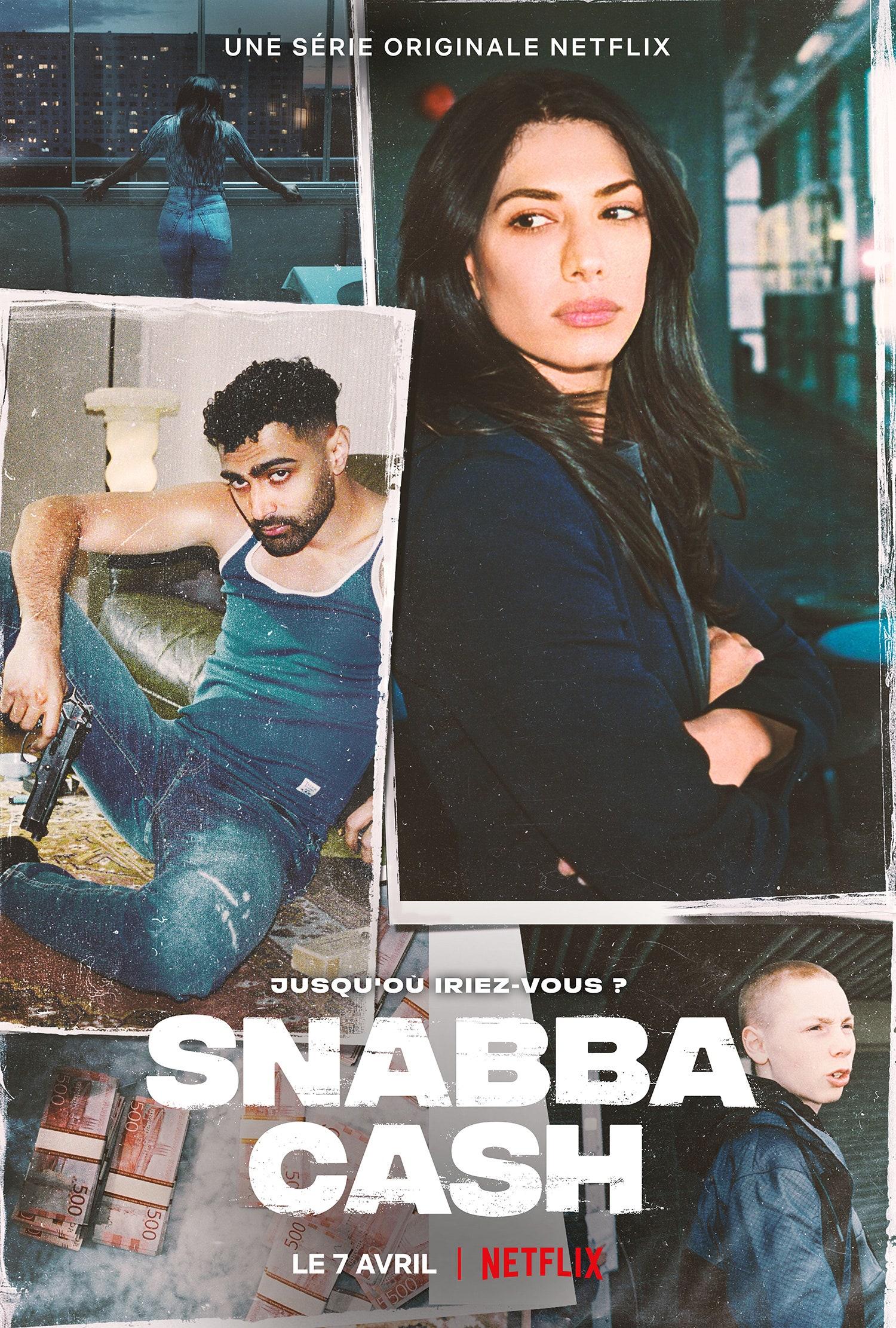 SnabbaCash serie tv