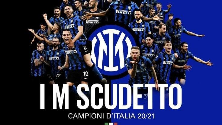Inter campione d'Italia 2020/21