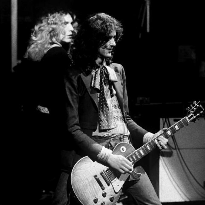 Led Zeppelin, Bloomington (MN) january 18th, 1975