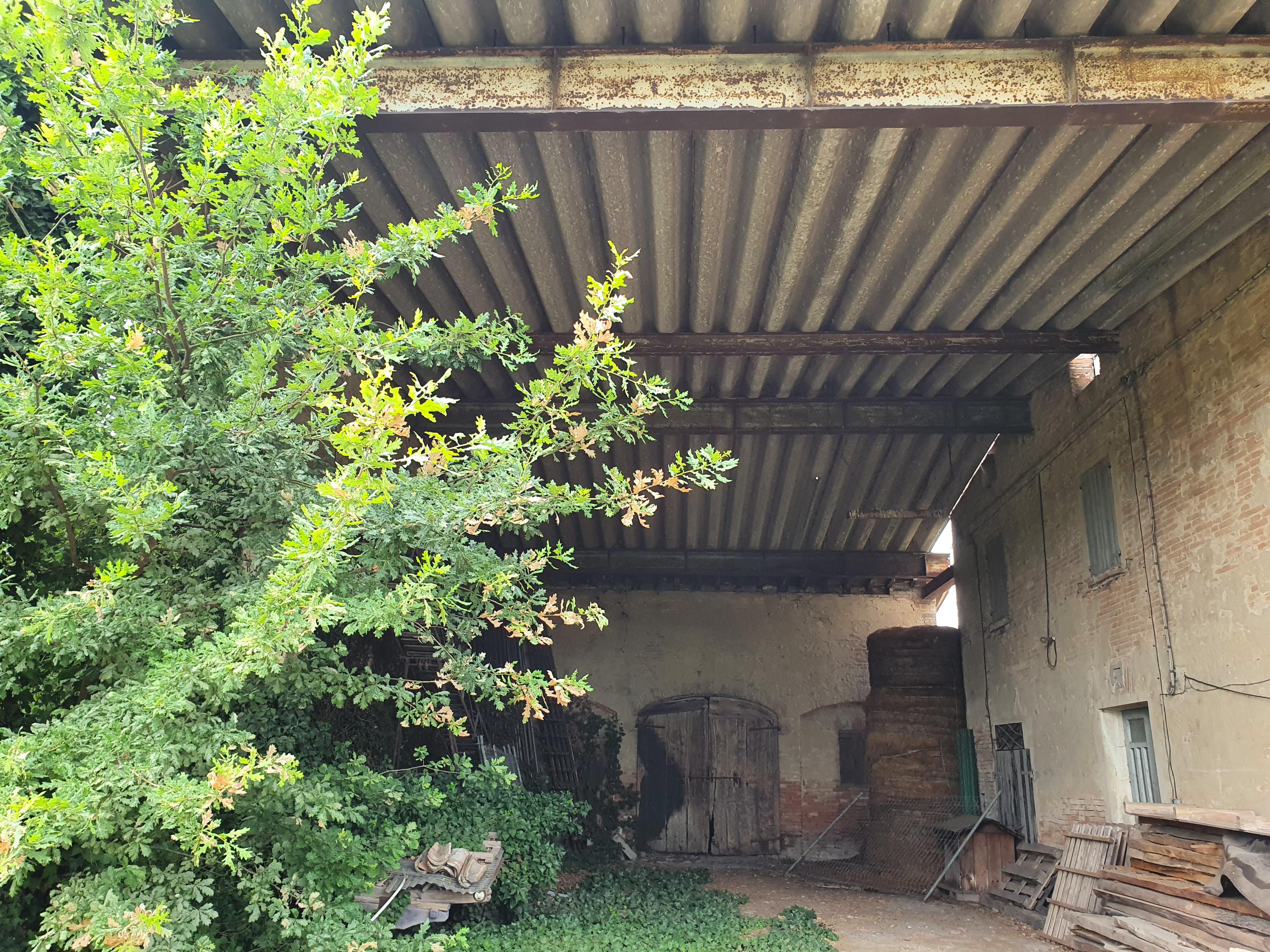 Derelict farm house in Villa Bagno b- luglio 2021 - foto TT