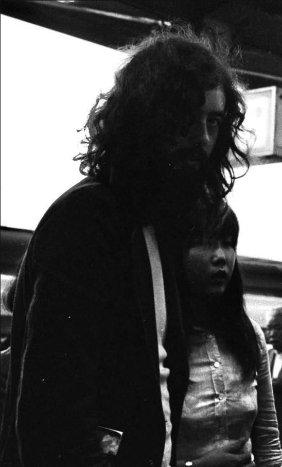 The Dark Lord (Tokyo Train Station 1971)