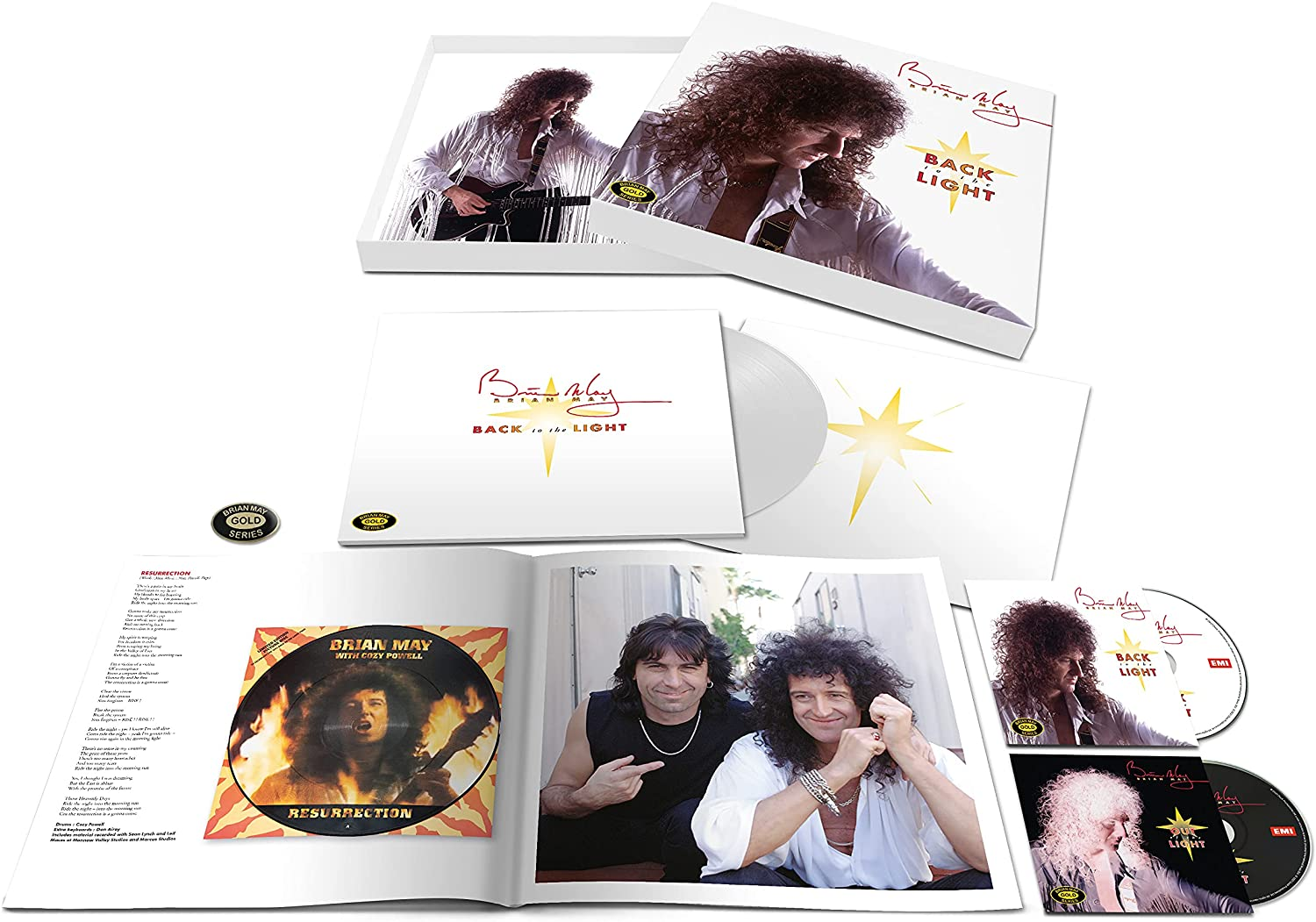 backtothelight reissue Brian May