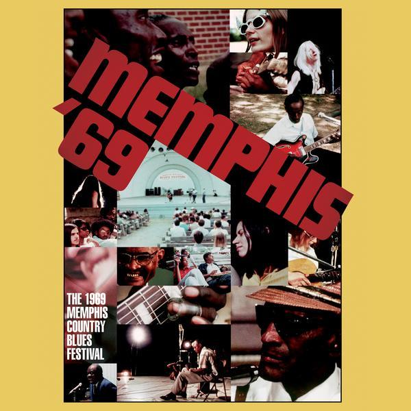 memphis country blues festival 1969