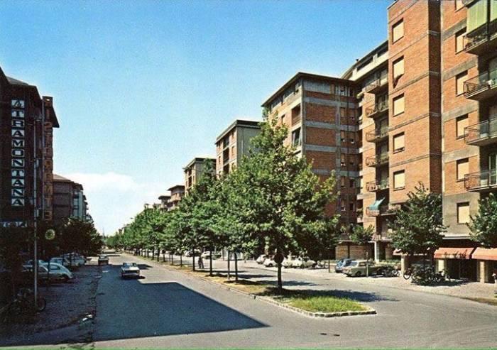vViale Gramsci - Modena