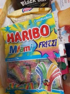 """Haribo Miami Friuzi - la """"droga"""" per contenere i blues da rientro - foto TT"""